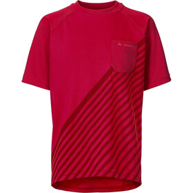VAUDE Grody III Shirt Barn indian red